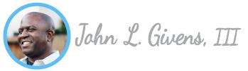 John L. Givens, III Logo